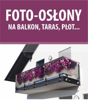 FOTO - Osłony balkonowe